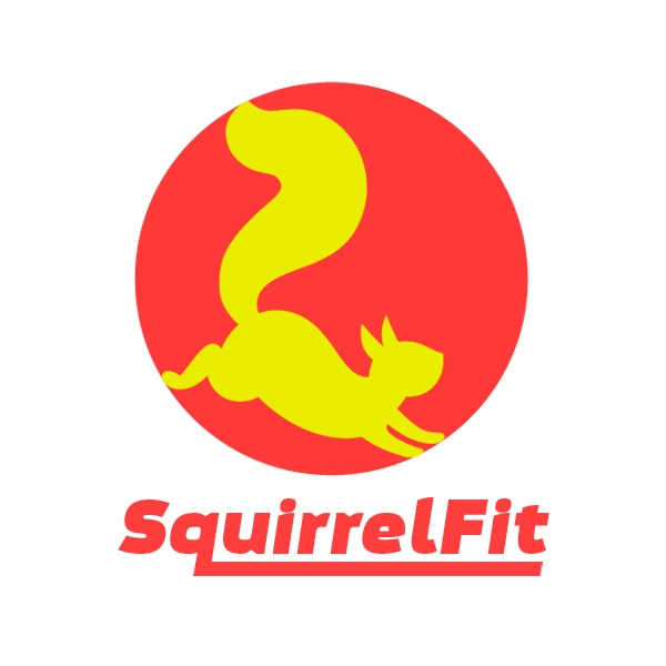 Логотип компании SquirrelFit