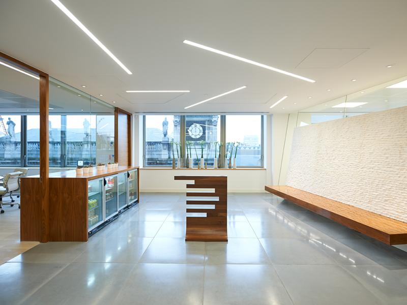 фирменный стиль, бизнес-пространство, офис