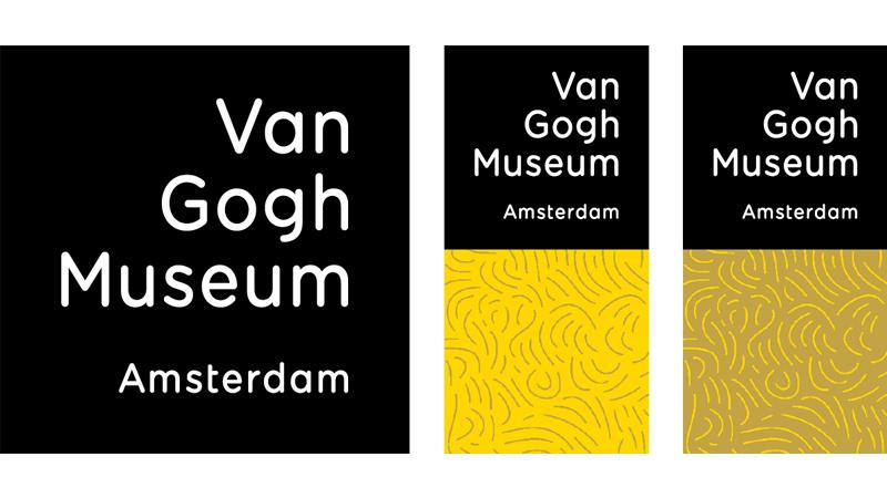 ван гог, музей, фирменный стиль
