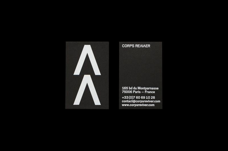 Corps reviver, паттерн, фирменный стиль, издательство